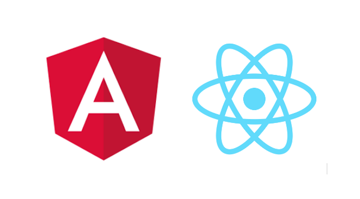 angular vs react india